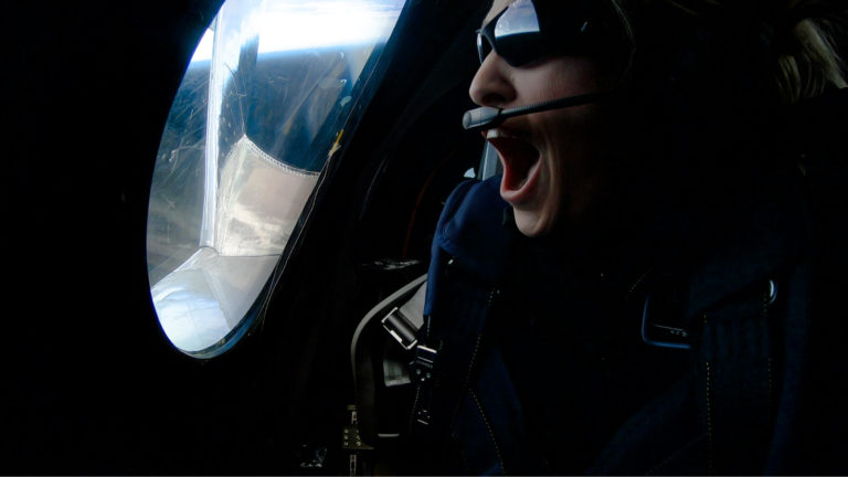 Beth Moses: Reflections from an Astronaut - Virgin Galactic
