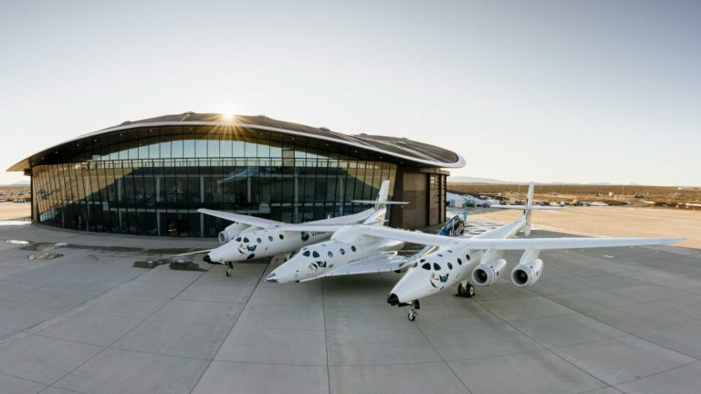 Spaceport America - Virgin Galactic